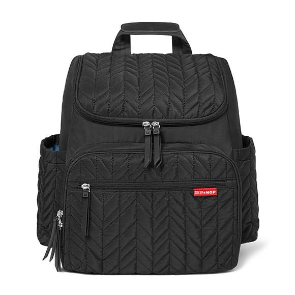 Skip Hop - Forma Changing Backpack - Jet black