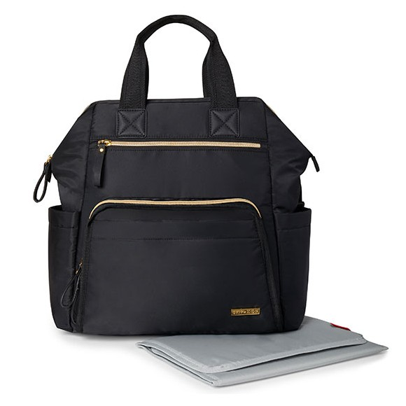 Skip Hop - Mainframe Diaper Backpack - Black