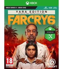 Far Cry 6 (YARA Edition) (XBOX/XSEREISX)