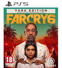Far Cry 6 (YARA Edition)