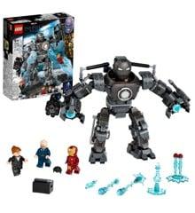 LEGO Super Heroes - Iron Man: Iron Mongers kaos (76190)