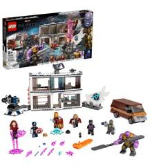 LEGO Super Heroes - Avengers: Endgame – den endelige kamp (76192)