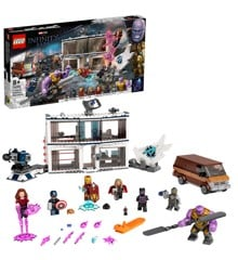 LEGO Super Heroes - Avengers: Endgame Final Battle (76192)
