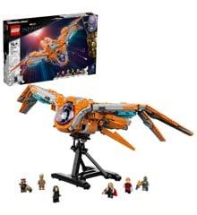 LEGO Super Heroes - Guardians-rumskibet (76193)
