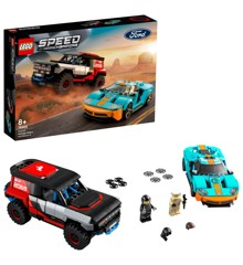LEGO Speed Champions - Ford GT Heritage Edition og Bronco R (76905)