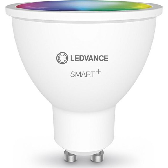 Ledvance - Smart+ RGBW GU10 Bulb - Bluetooth