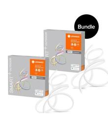 Ledvance - 2x SMART+ Neon Flex 18W/RGBTW 3 meter outdoor WiFi - Bundle