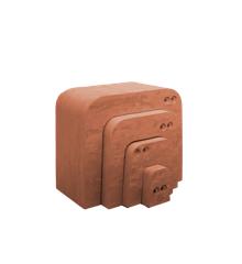 bObles - Myresluger - Marmor Natur - Terracotta
