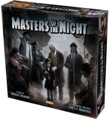 Masters of the Night - Boardgame (English) (ARTG009)