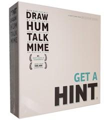 Hint - White Boardgame (English) (BEZ1990)