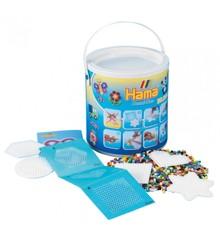 Hama Beads - midi beads with plates in box (387701)