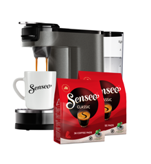 Senseo - Switch 3in1 Premium Startkit