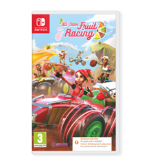 All-Star Fruit Racing (Code in a Box)