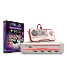 Evercade VS Starter Pack