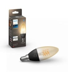 Philips Hue - Filament Candle E14 - White Ambiance