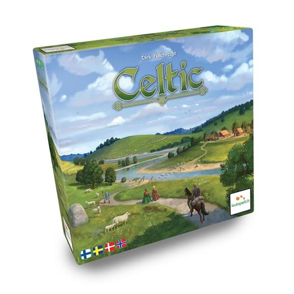 Celtic - Board Game (Nordic+English) (LPFI7507)