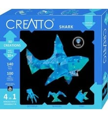 Creatto - Shimmer Shark (English)
