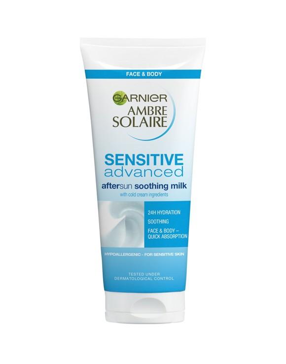 Garnier - Ambre Solaire Sensitive Advanced After Sun Soothing Milk 200 ml