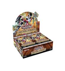 Yu-Gi-Oh - Lightning Overdrive  Booster Box (YGO828-9)
