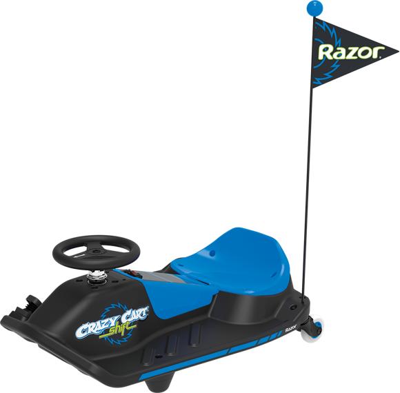 Razor - Crazy Cart Shift 2.0 - Blue (25173840)