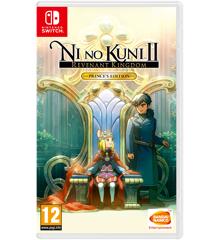 Ni No Kuni II (2): Revenant Kingdom Prince's Edition
