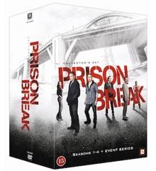 Prison Break: Seasons 1-4 + Event Series (24-disc)