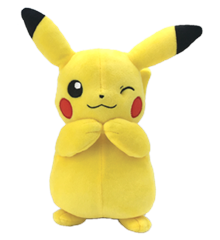 Pokemon - Plush 20 cm - Pikachu