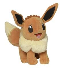 Pokemon - Plush 20 cm - Evee