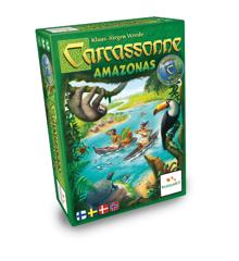 Carcassonne Amazonas (Nordic) (LPFI7322)