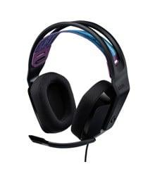 Logitech - G335 Wired Gaming Headset - BLACK