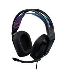 Logitech - G335 Wired Gaming Headset - SORT