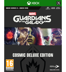 Marvel's Guardians of the Galaxy (Deluxe Edition)