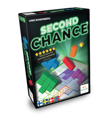 Second Chance (Nordic) (LPFI7464)