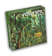 Art Puslespil - Hans Scherfig #2 (500 stk.) (LAM4076)