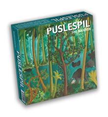 Art Puslespil - Hans Scherfig NO3 (500 stk.)