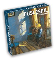 Art Puslespil - Anna Ancher (500 stk.) (LAM4215)