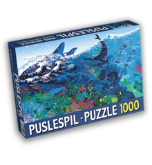 Art Puzzle -  Peggy Nille (1000 pieces) (LAM4219)