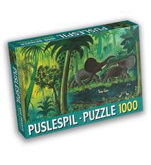 Art Puzzle -  Hans Scherfig (1000 pieces) (LAM4220)