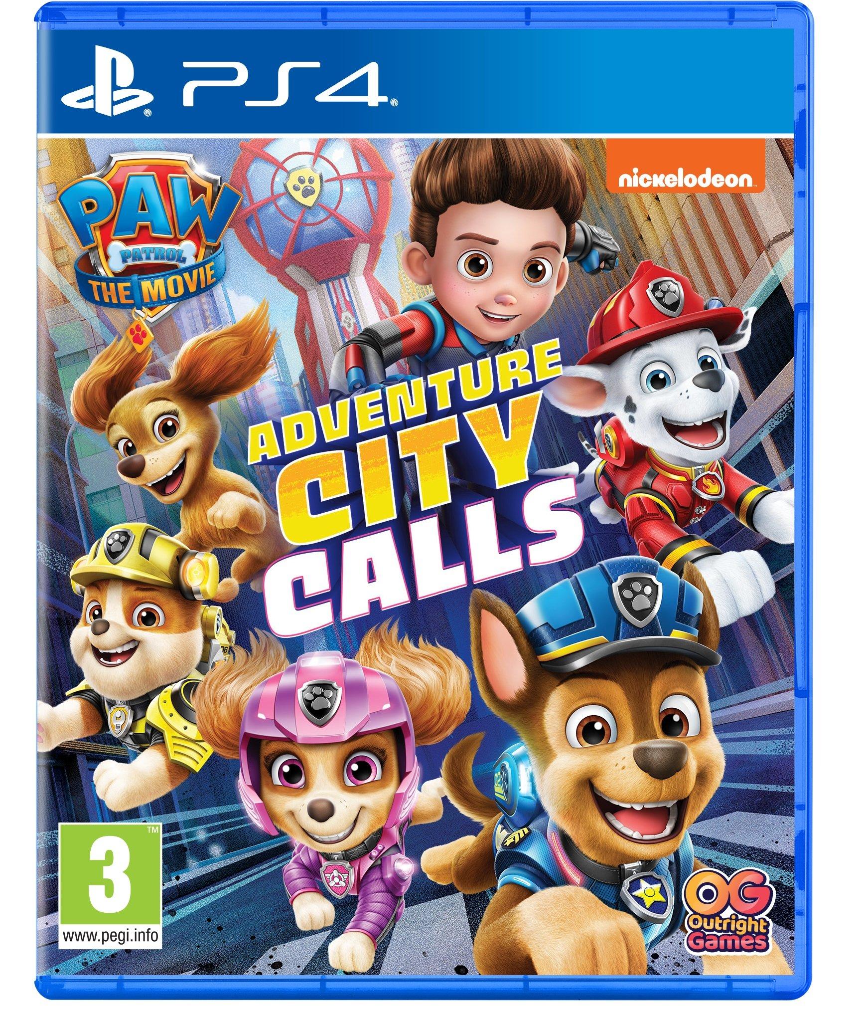 Kaufe Paw Patrol The Movie Adventure City Calls Playstation 4 Englisch Standard Inkl Versand