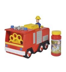 Fireman Sam - Jupiter soap bubble fire truck