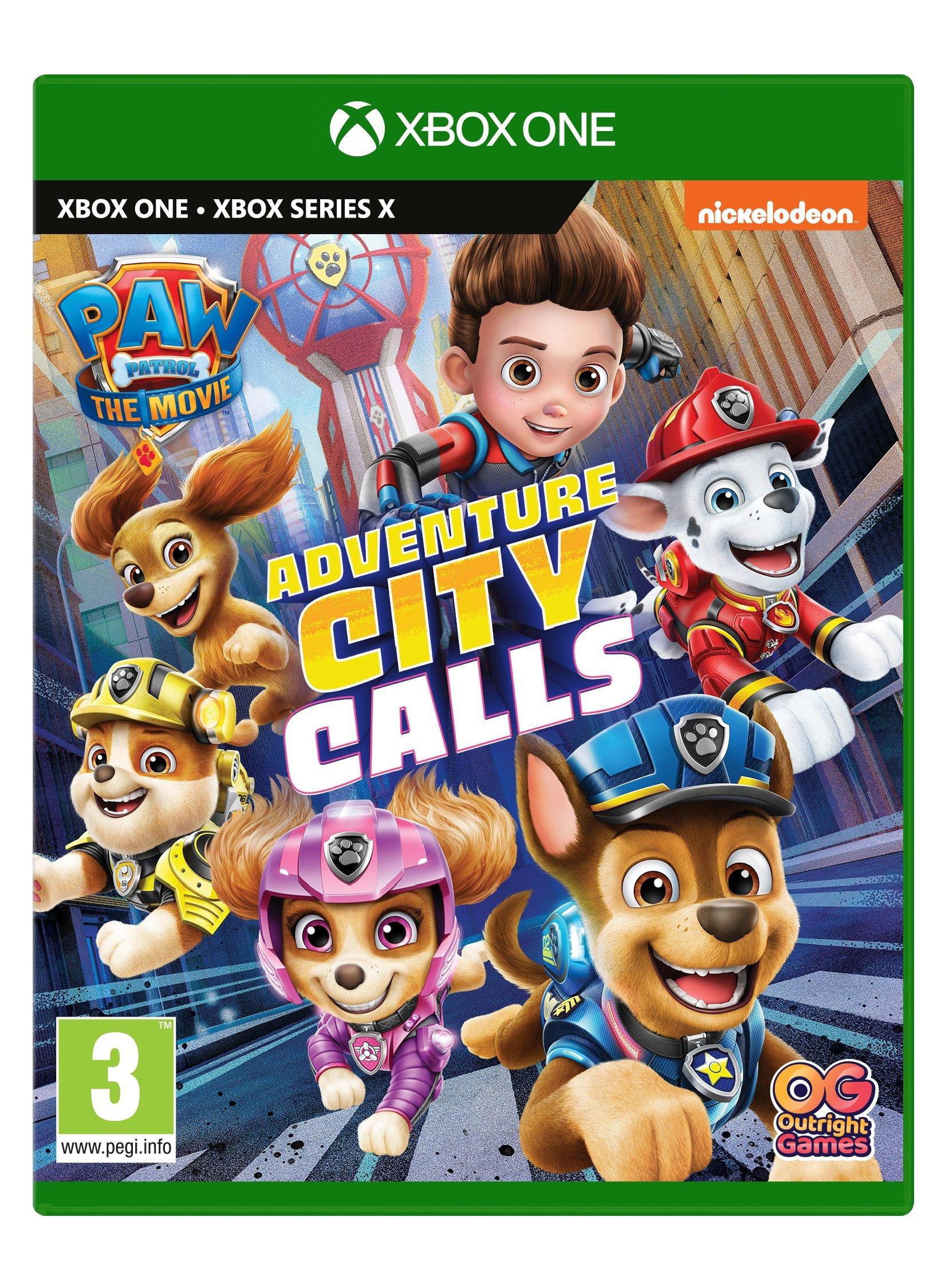 Kaufe Paw Patrol The Movie Adventure City Calls Xbox One Englisch Standard Inkl Versand