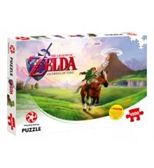 The Legend of Zelda: Ocarina of Time puzzle (1000 pieces) (WIN2950)