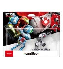 Amiibo Samus and E.M.M.I. 2-Pack Set