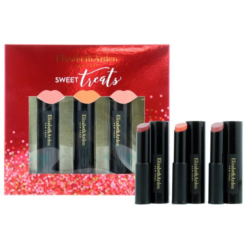 Elizabeth Arden - Sweet Treats Lip Gel Set 3 Pcs