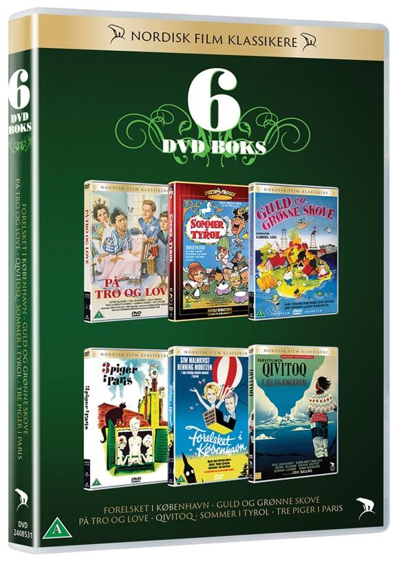 Nordisk Film Klassikere - 6-DVD - Volume 2