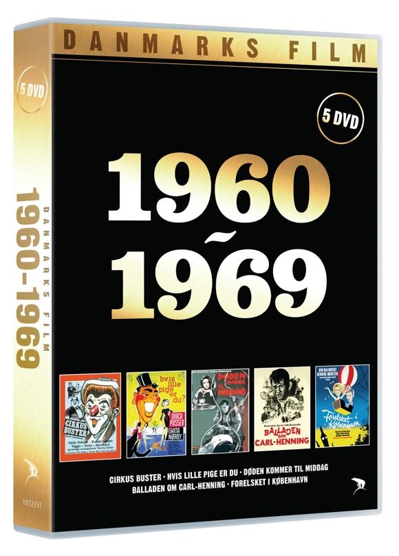 Danmarks Film  - 60'erne.