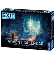 EXIT - Advents kalender - Den mystiske is hule (Engelsk)