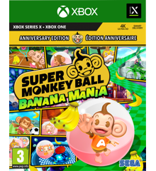 Super Monkey Ball Banana Mania (XONE/XSERIESX)