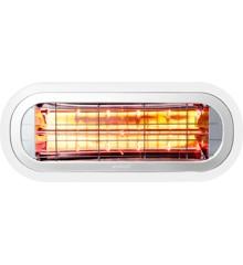 Wishco - 2000 Mini Patio Heater  W/Ultra Low-Glow Technology