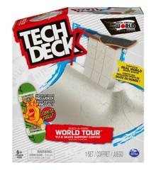 Tech Deck - Build a Park World Tour - Skate Support Center